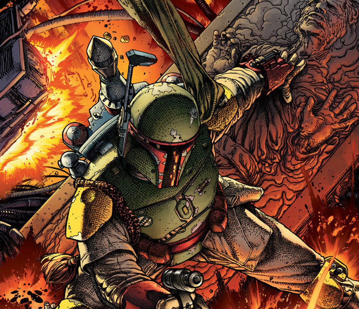 Marvel Comics launching 'War of the Bounty Hunters' event May 2021