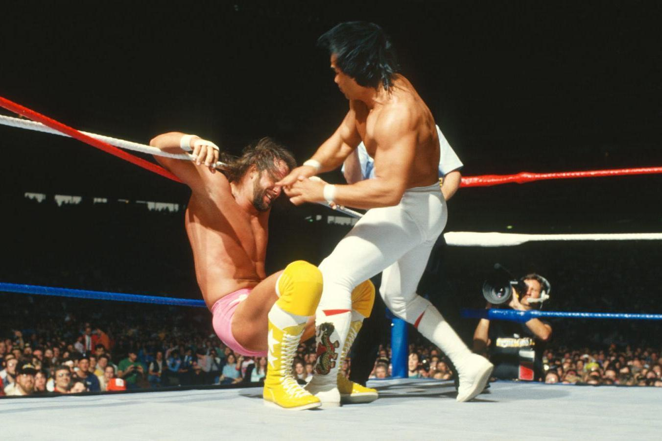 PTW Wrestling Podcast Watchalong: 'Macho Man' Randy Savage vs. Ricky 'The Dragon' Steamboat, WrestleMania III