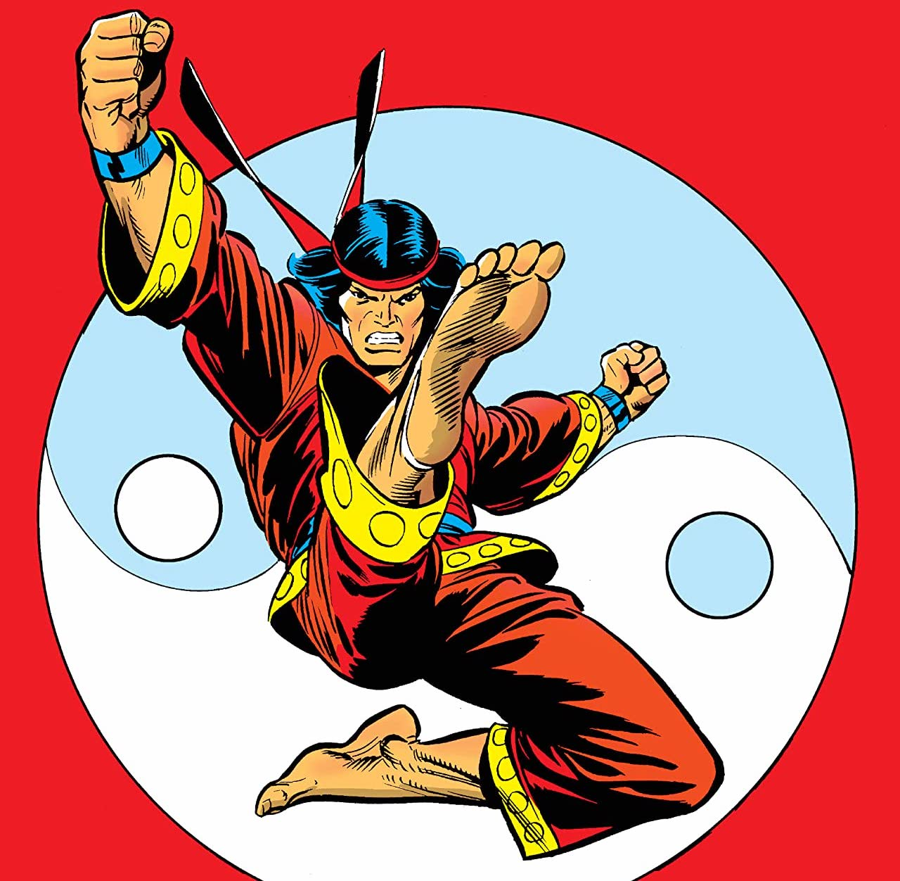 'Shang-Chi: Earth's Mightiest Martial Artist' collects Shang-Chi's side missions