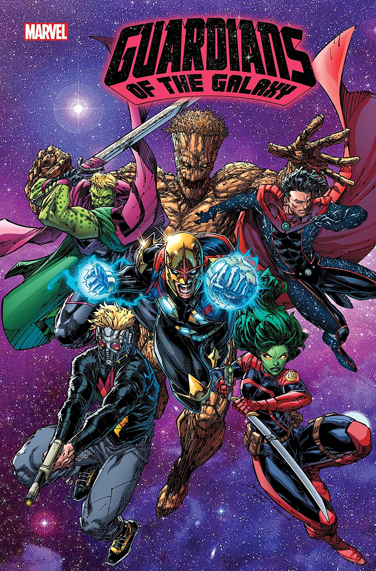 Marvel First Look: Guardians of the Galaxy #13