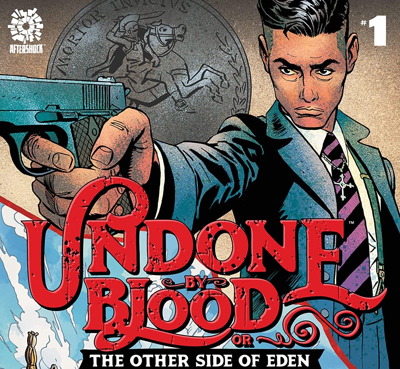 'Undone By Blood: The Other Side of Eden' #1 is a rich and absorbing experience