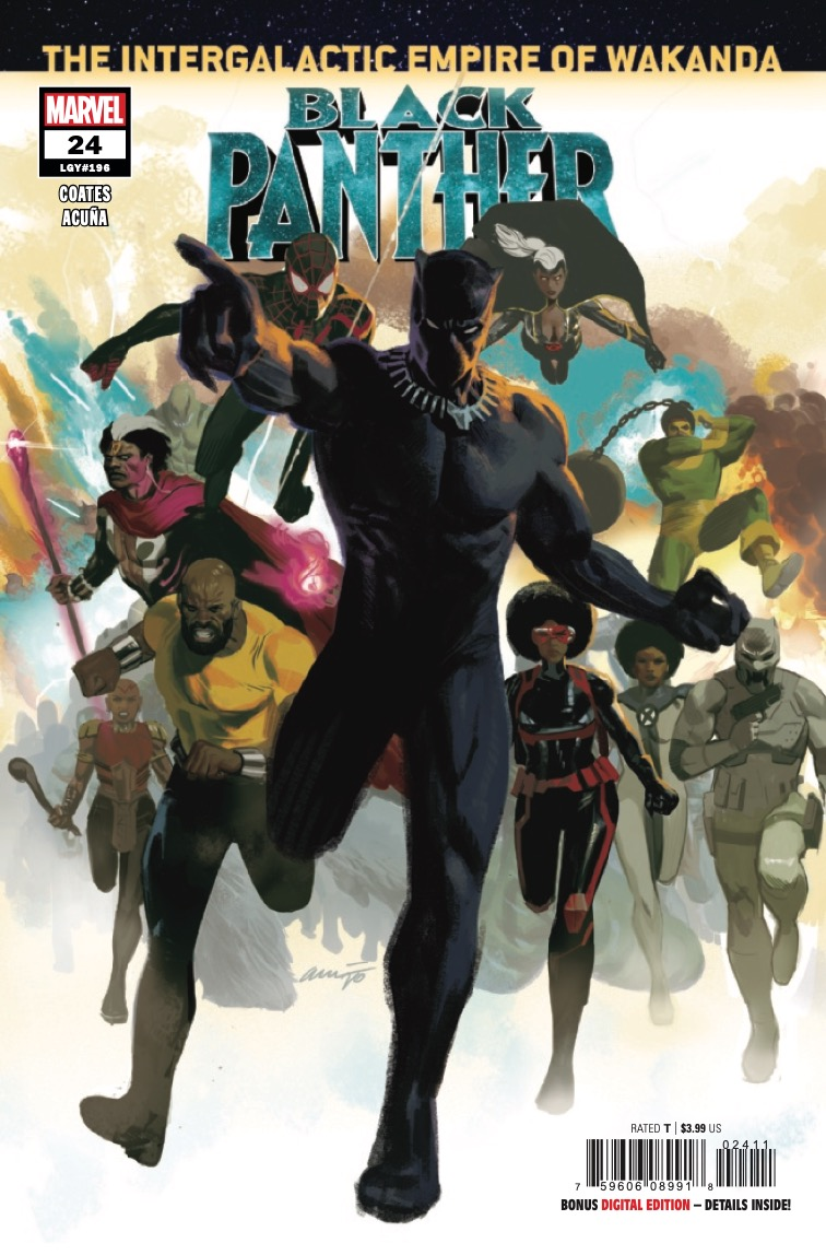 Marvel Preview: Black Panther #24