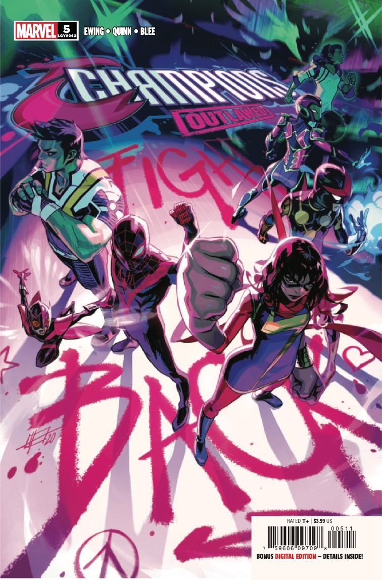 Marvel Preview: Champions #5