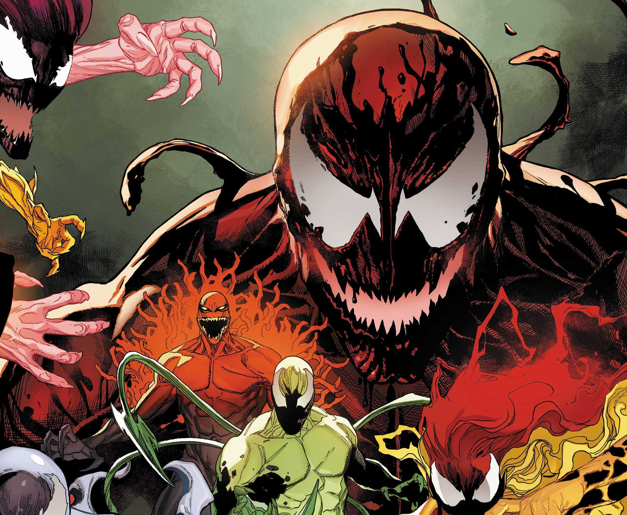 Marvel Comics kicking off 'Extreme Carnage Alpha' #1 this July