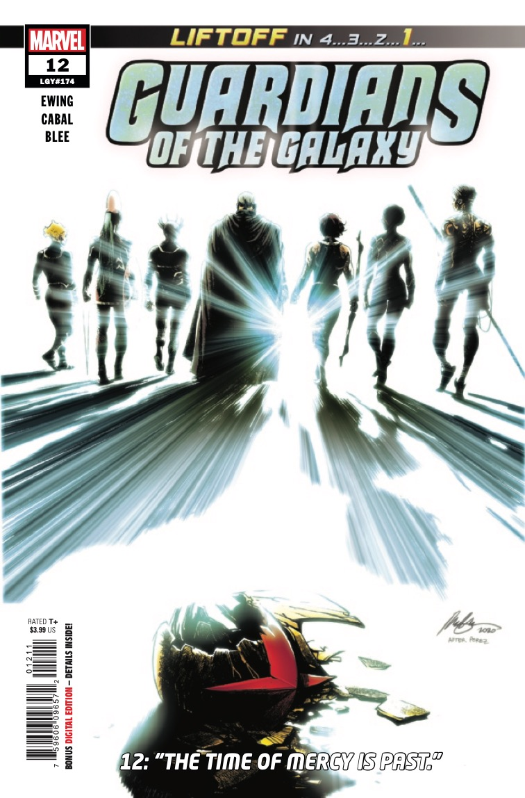 Marvel Preview: Guardians of the Galaxy #12