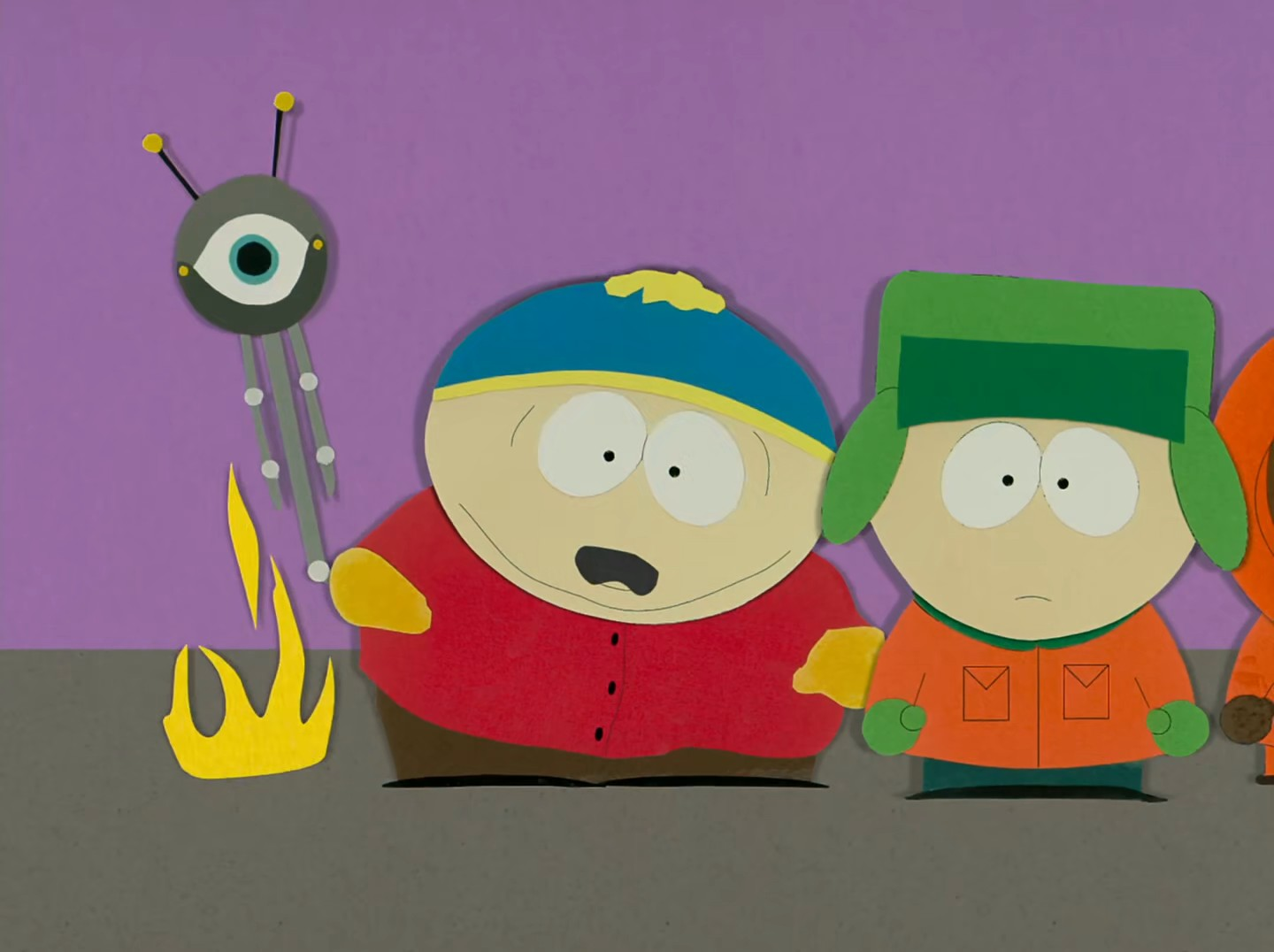 """Goin' Down to South Park Guide S 1 E 1: """"Cartman Gets An Anal Probe"""""""