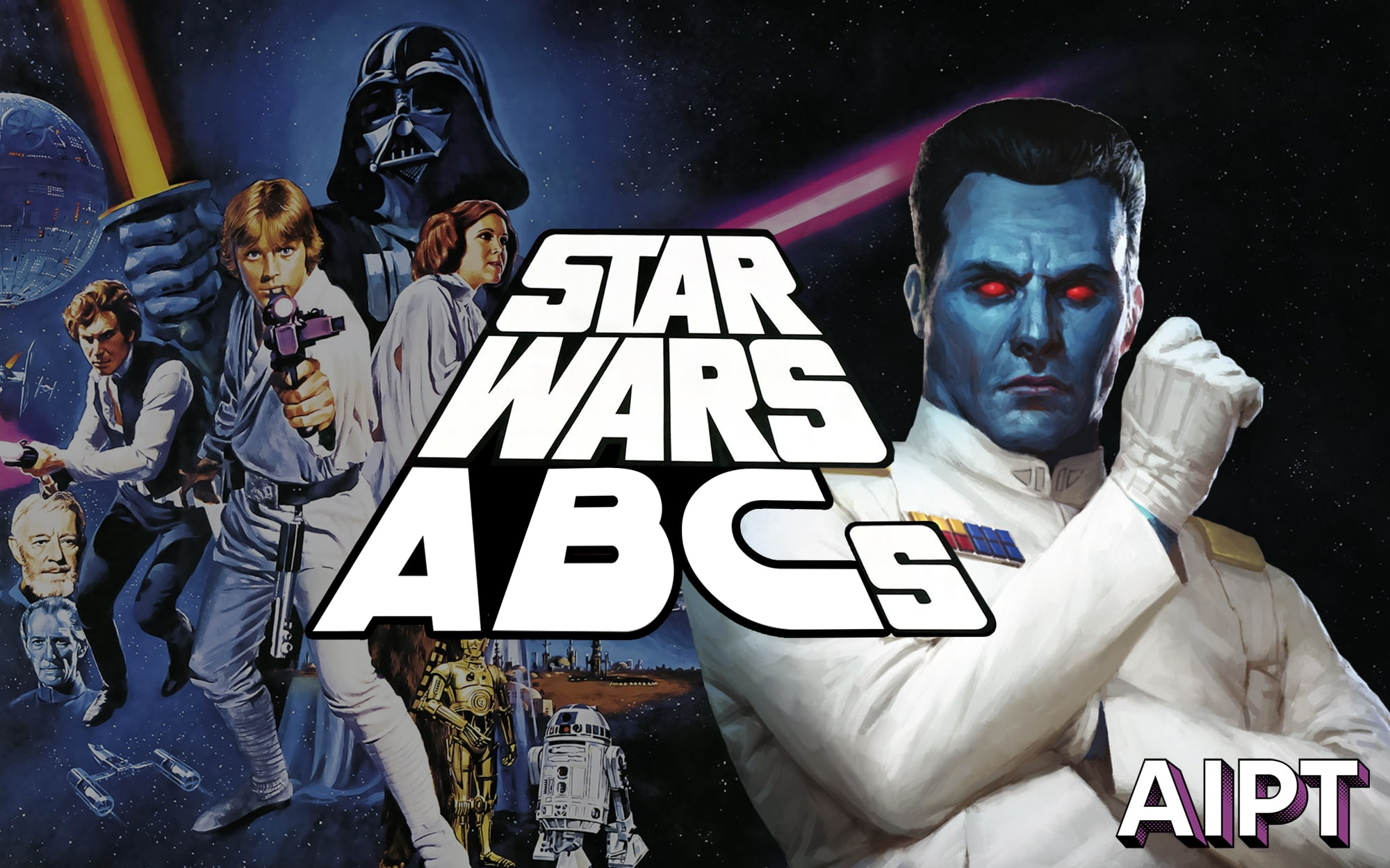 Star Wars ABCs: T is for Thrawn