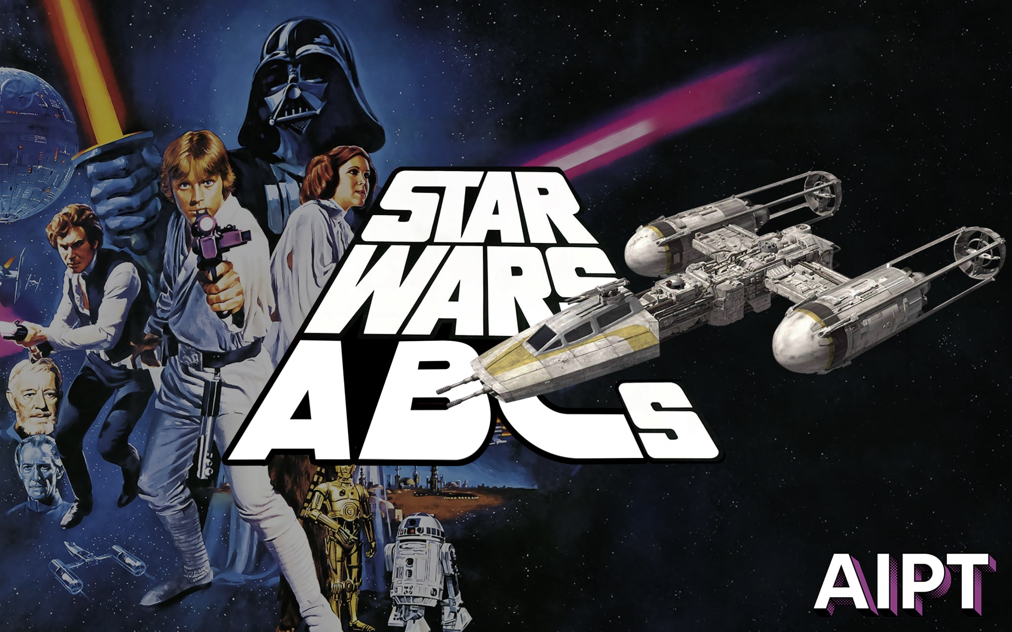 Star Wars ABCs: Y is for Y-wing Light Bomber