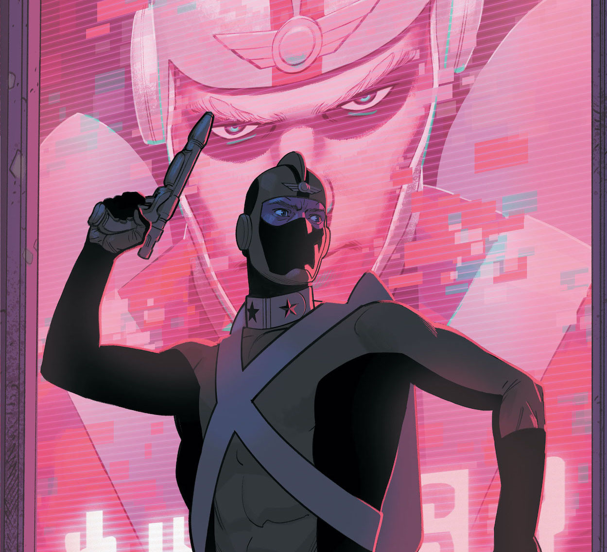 'Strange Adventures' #9 holds a mirror up to American culture