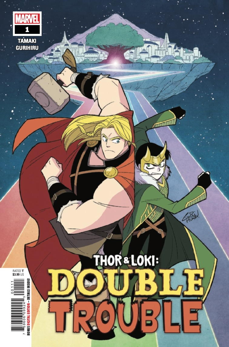 Marvel Preview: Thor & Loki: Double Trouble #1