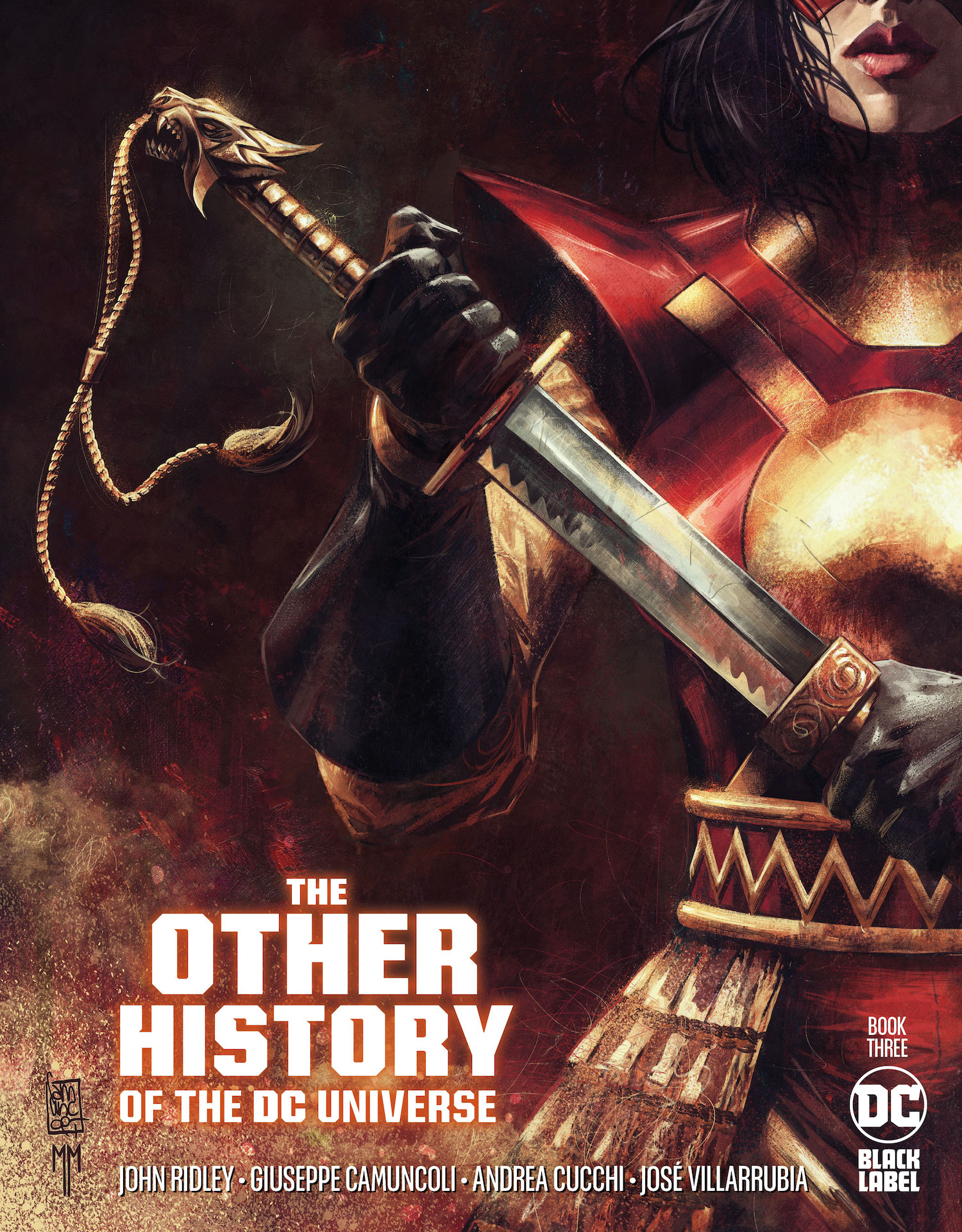 DC Preview: The Other History of the DC Universe #3