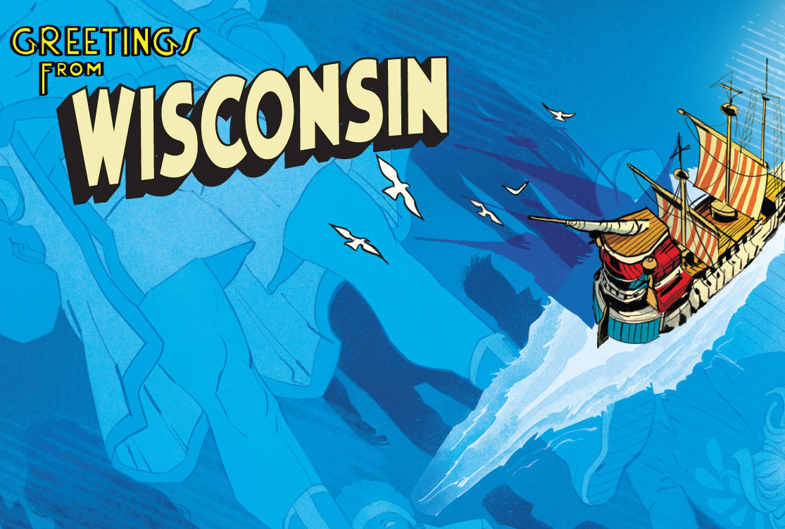 'Undiscovered Country' sets sail in Wisconsin teaser