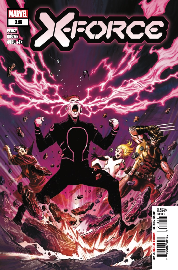Marvel Preview: X-Force #18