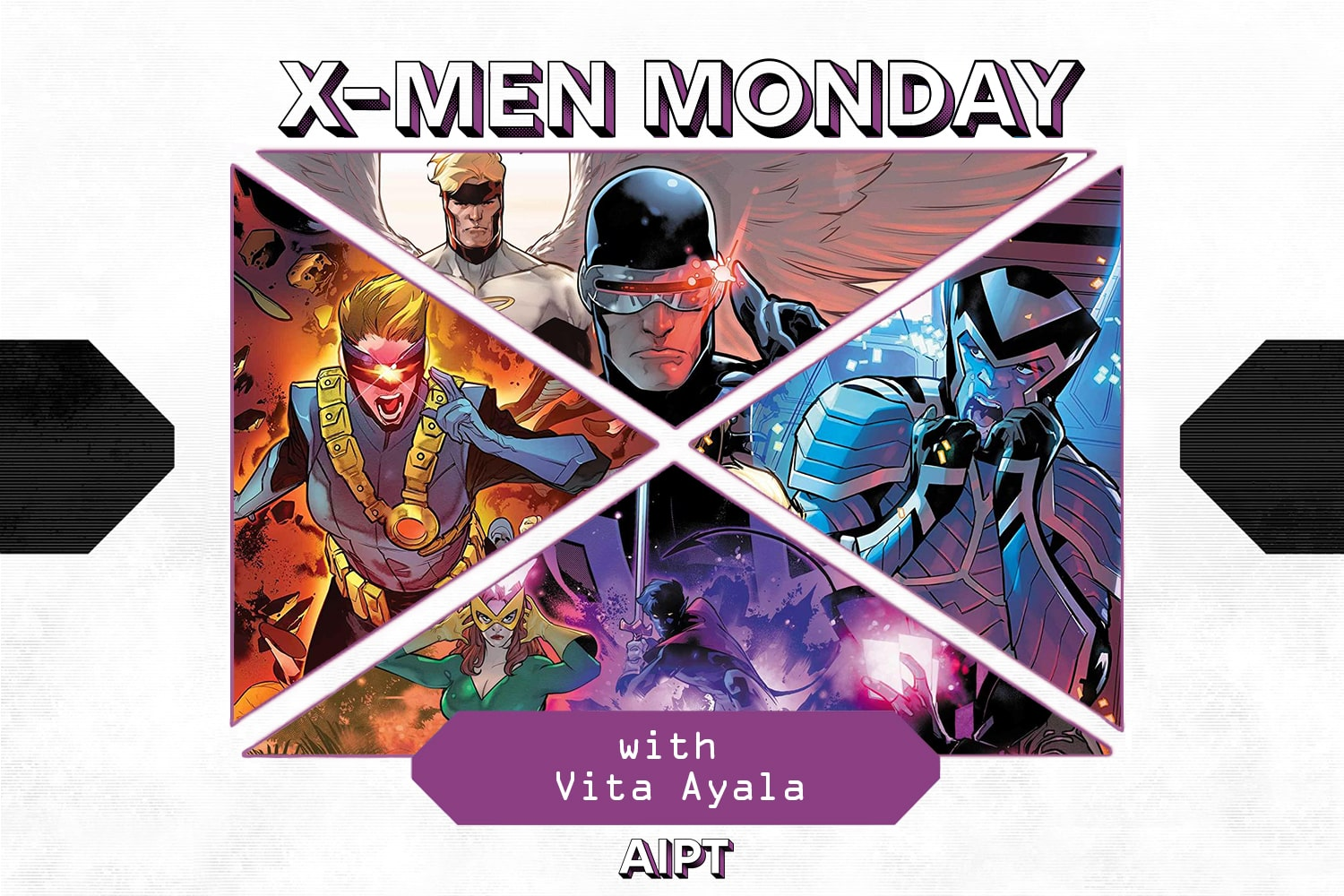 X-Men Monday #98 - Vita Ayala Answers Your Children of the Atom Questions