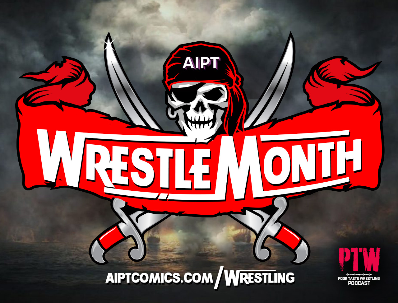 Welcome to AIPT WrestleMonth 2021!