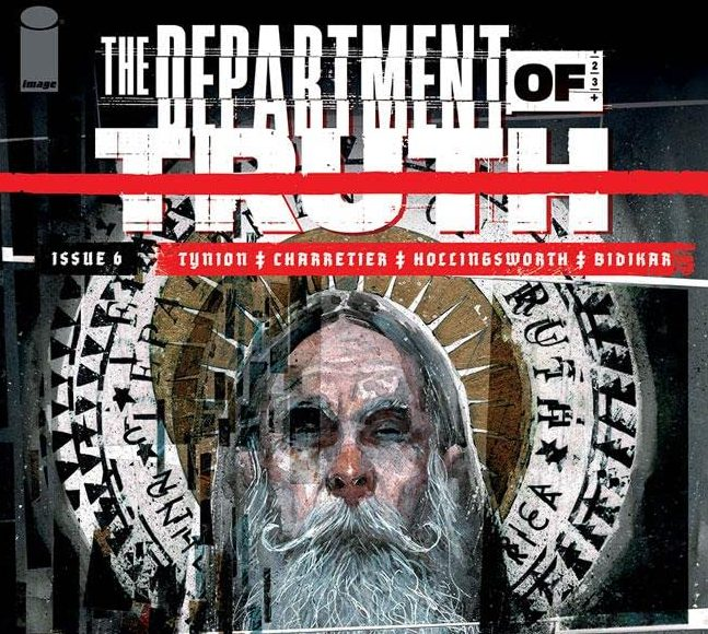 Phantom time hypothesis: maybe the weirdest conspiracy theory in 'The Department of Truth'