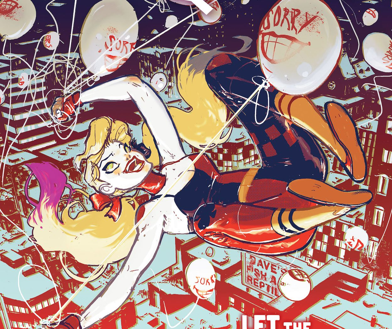'Harley Quinn' #1 is an excellent introduction to Harley's new status quo