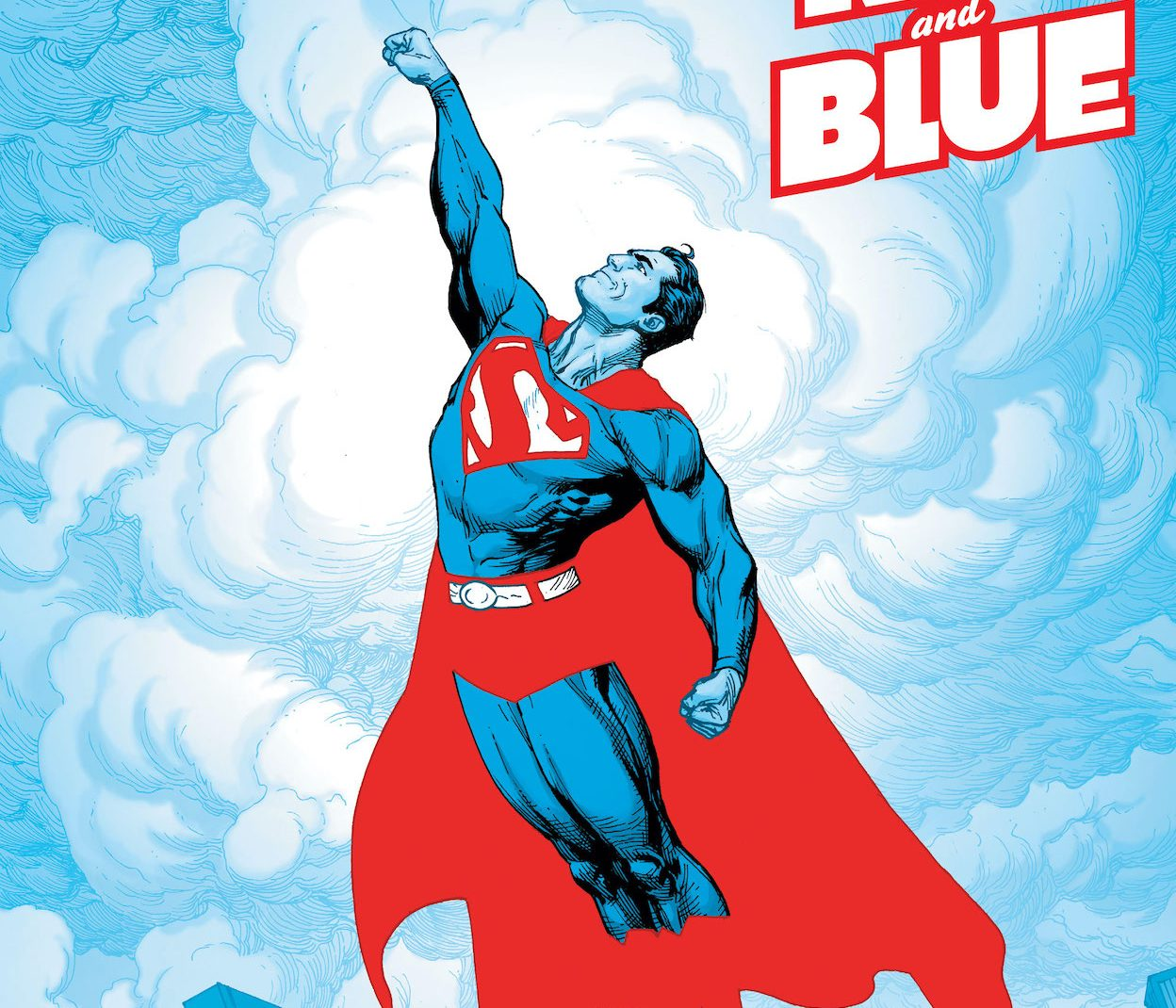 DC Preview: Superman Red & Blue #1