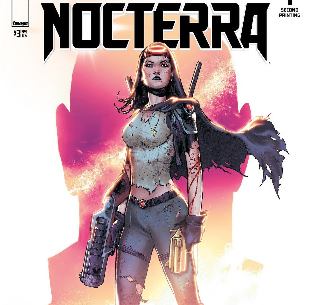 Image Comics reveals 'Nocterra' rushed back for second printing