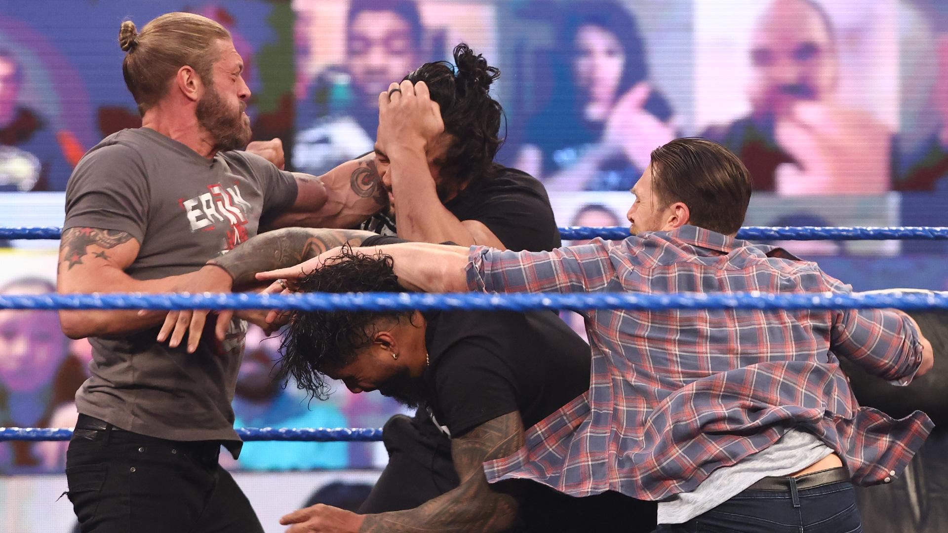 SmackDown: What's the furthest place from here?