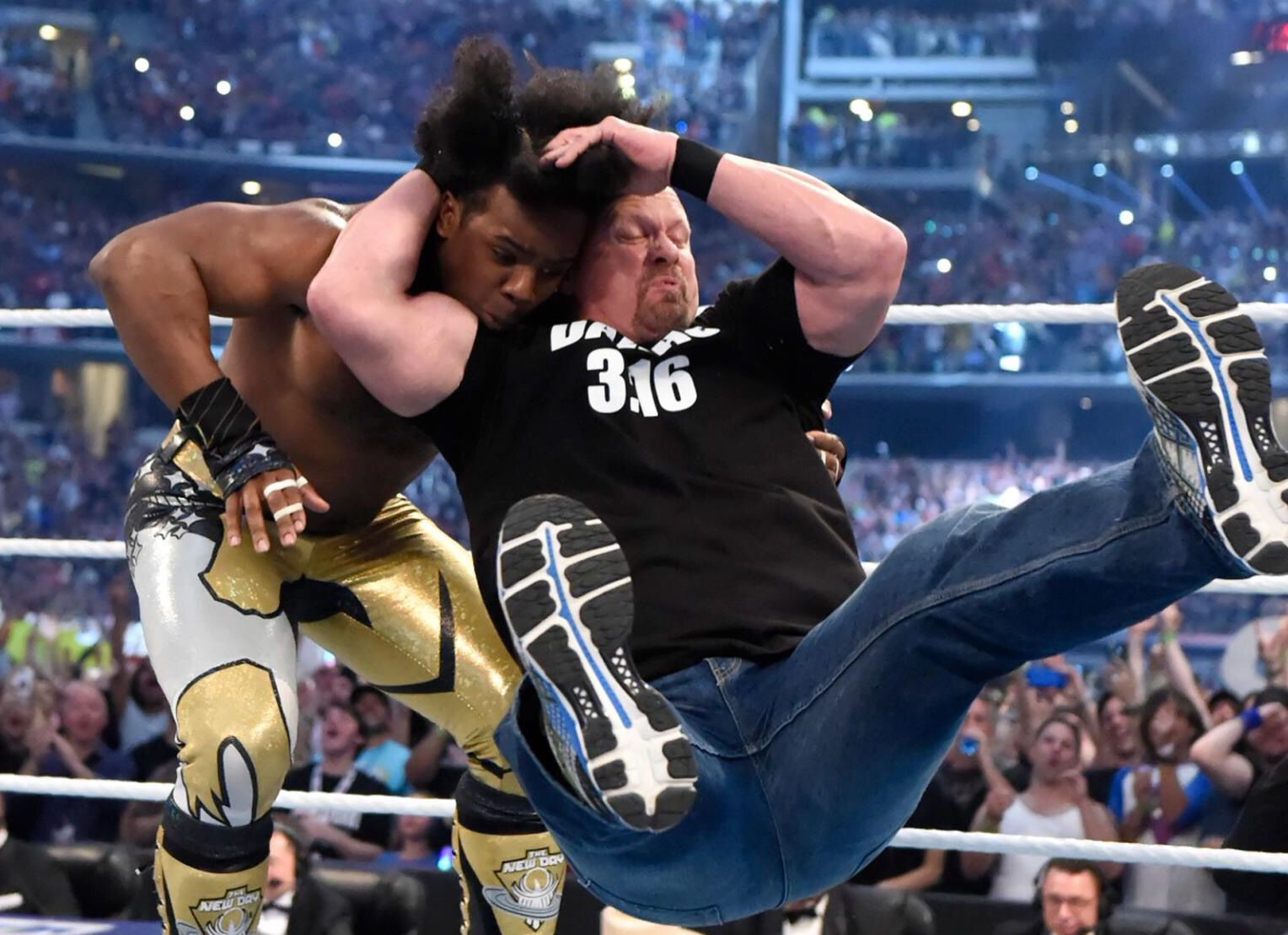 Stone Cold Stunner - PTW Wrestling podcast