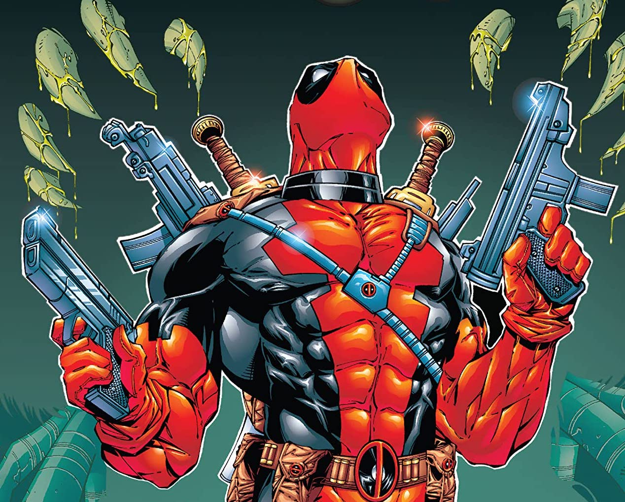 Deadpool by Joe Kelly: The Complete Collection Vol. 2
