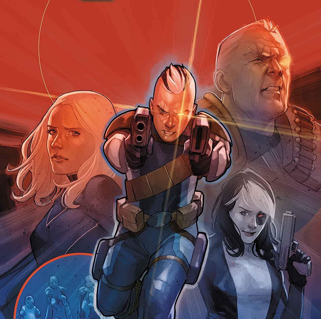 EXCLUSIVE Marvel Preview: Cable #10
