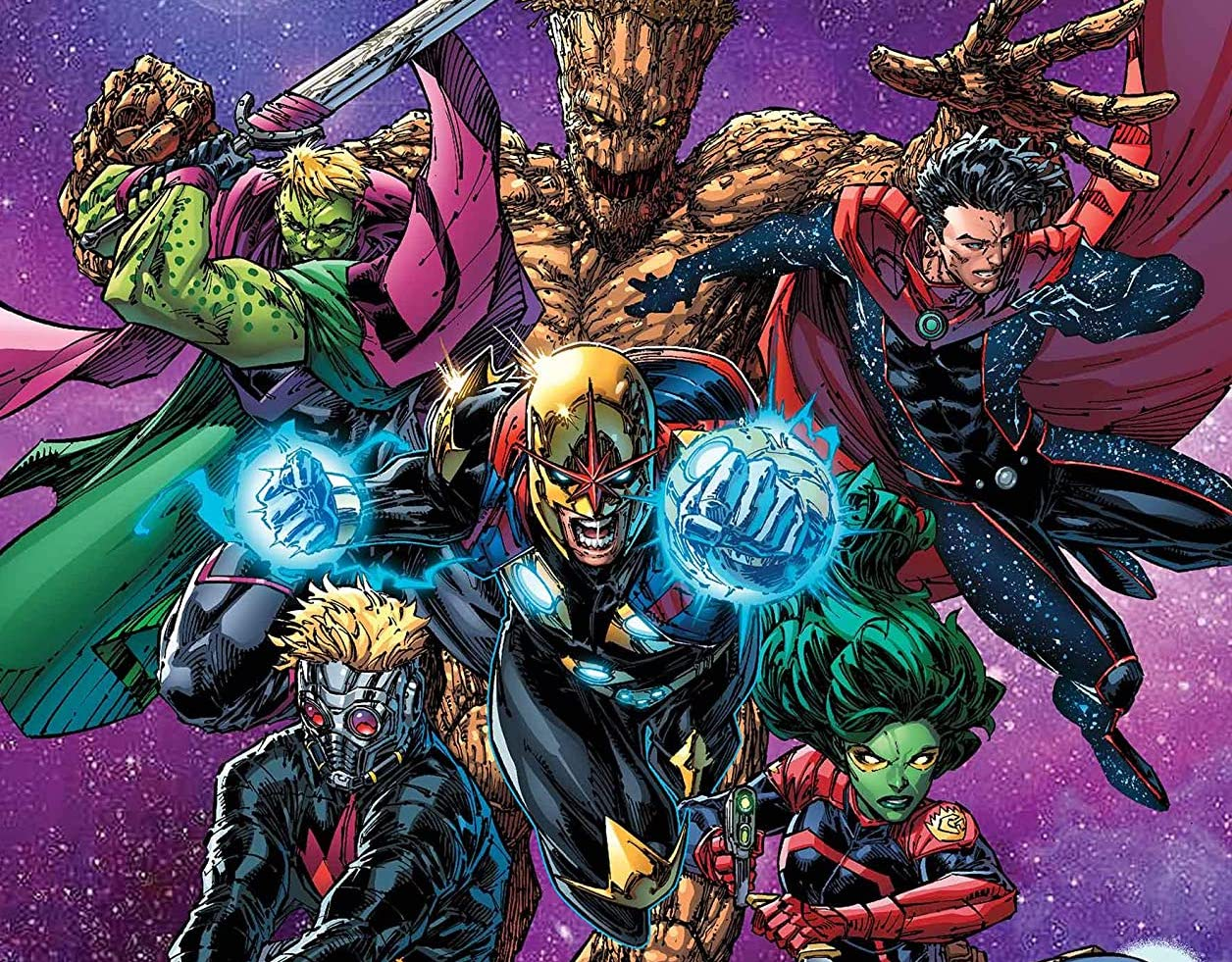 'Guardians of the Galaxy' #13 is the thrilling start of a new Marvel Cosmic era