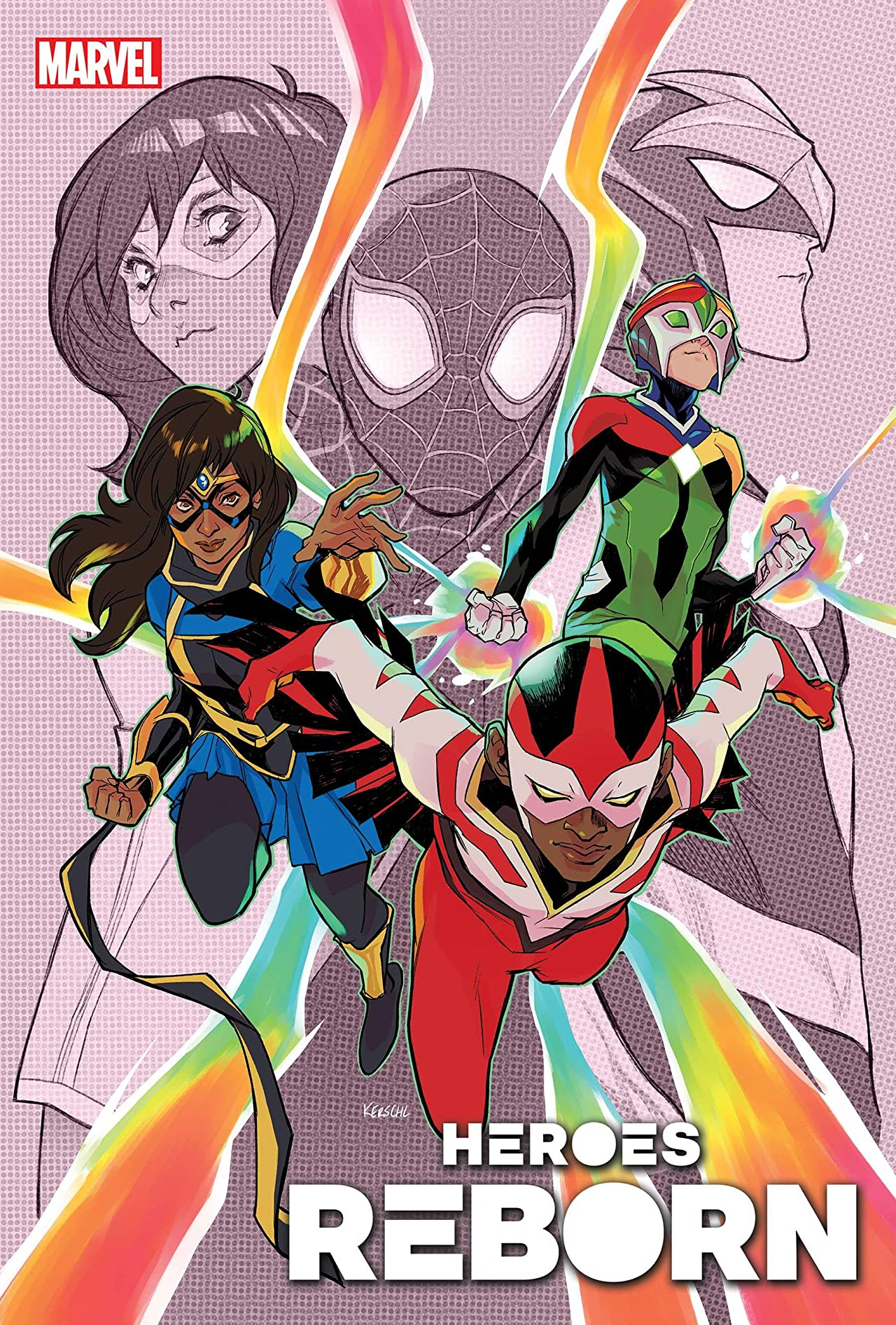 Marvel First Look: Young Squadron #1