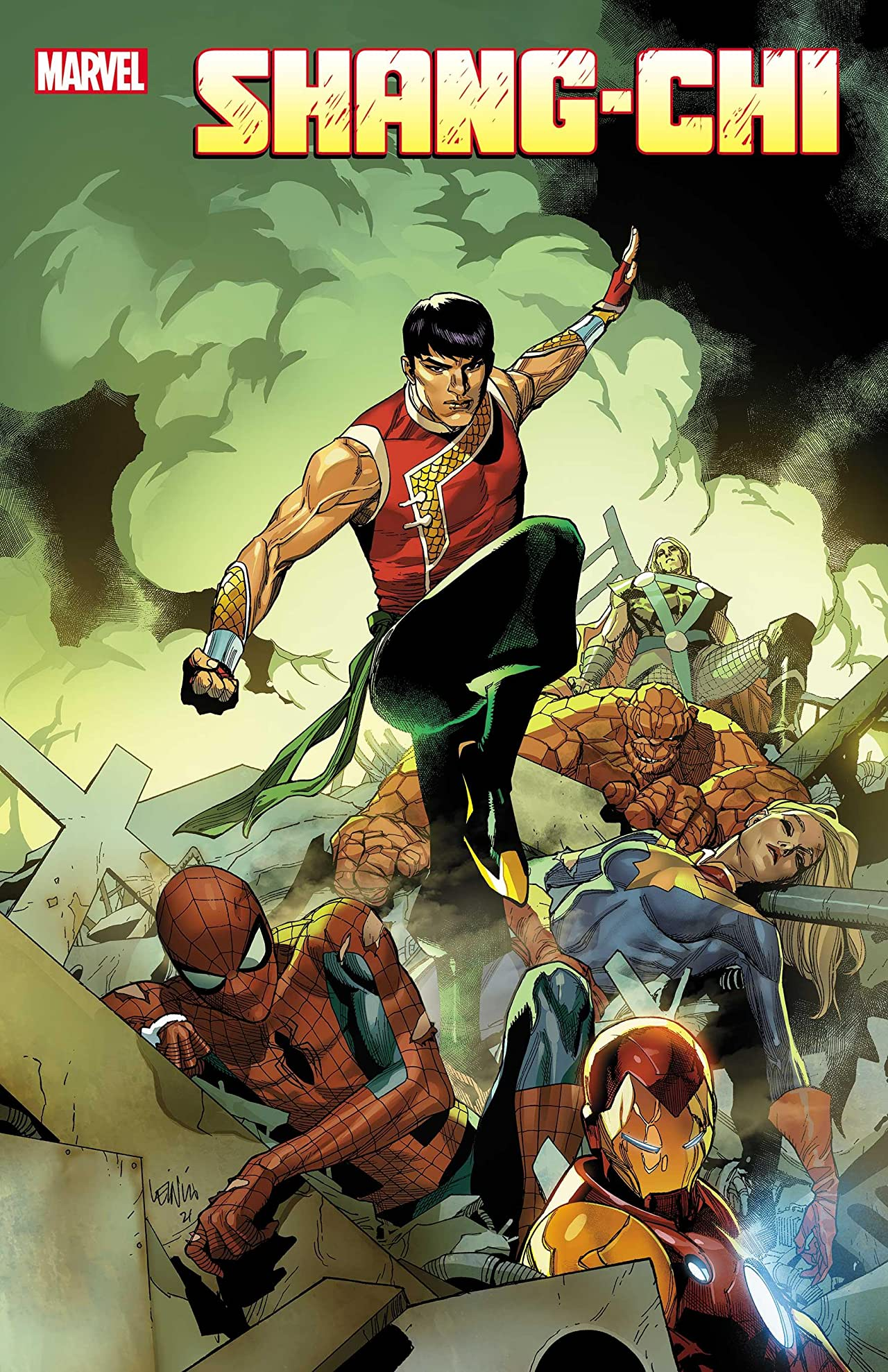 Marvel Preview: Shang-Chi #1