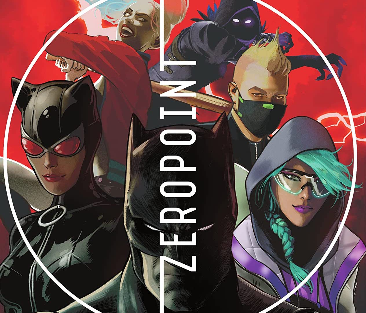 Batman/Fortnite: Zero Point #1