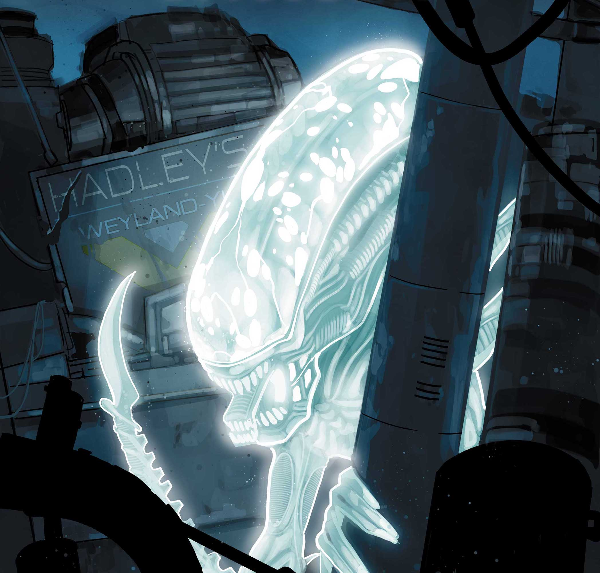 'Aliens: Aftermath' #1 offers action, thrills, and dread