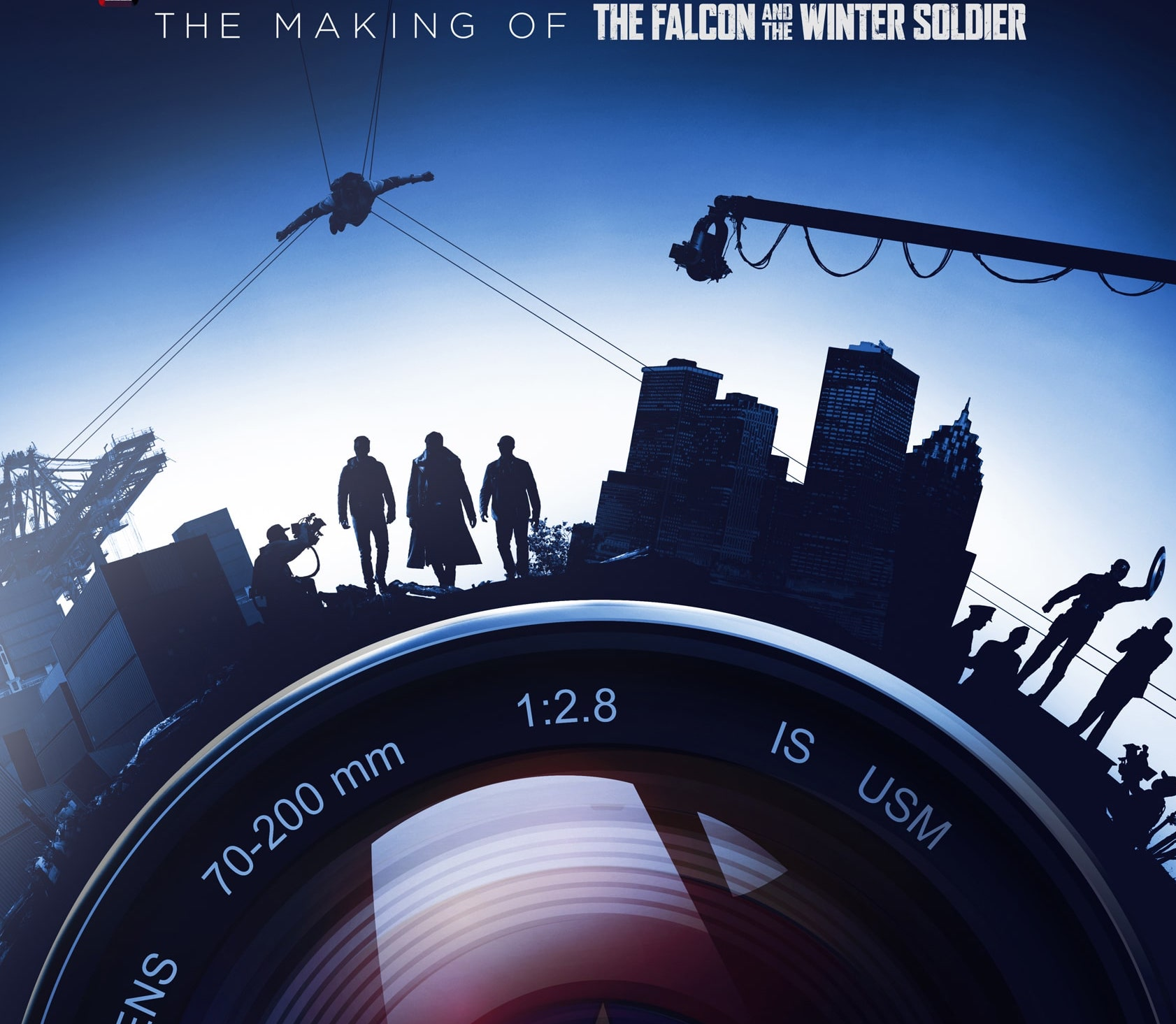 Disney+ releases trailer for docu 'Assembled: The Making of The Falcon and The Winter Soldier'