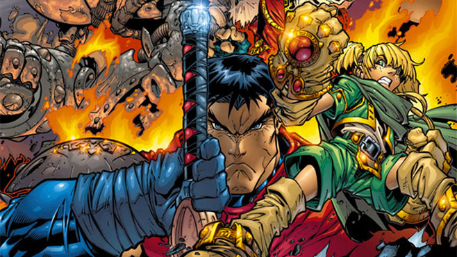 Battle Chasers: Joe Madureira revives the hit series after 20 years