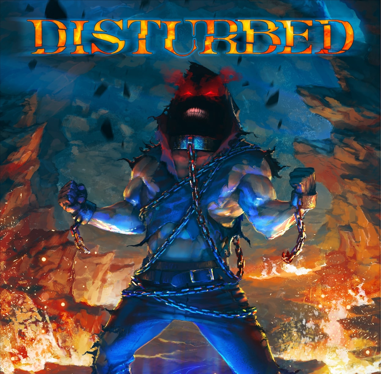 Heavy Metal and Incendium team up with Disturbed for 'Dark Messiah'