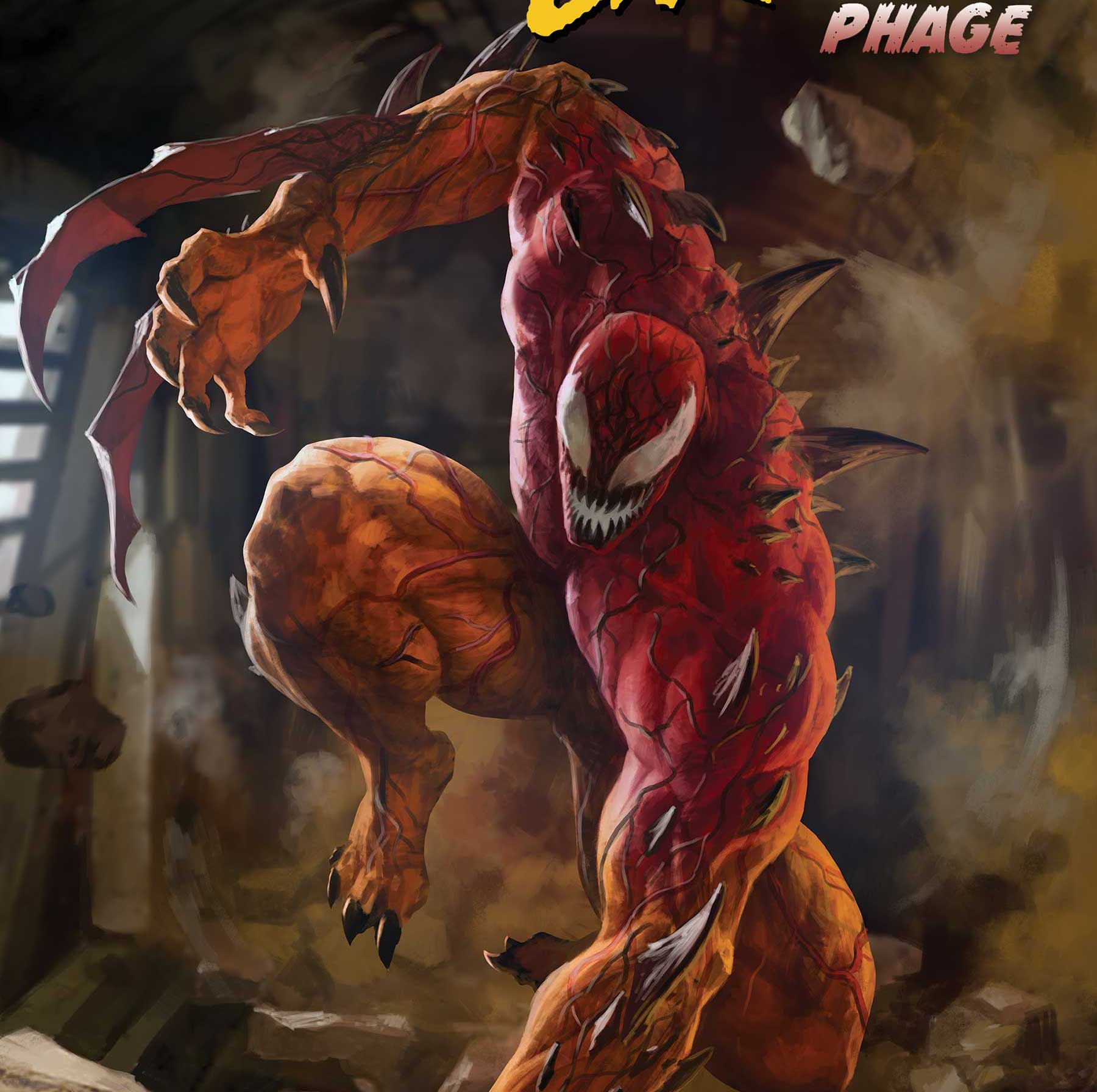 Marvel announces 'Extreme Carnage: Phage' #1 for July 2021
