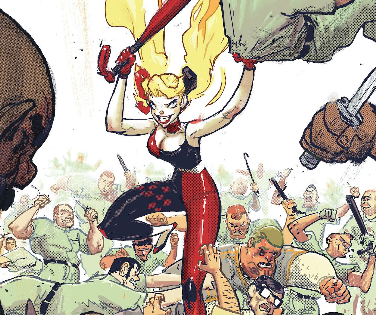 DC Preview: Harley Quinn #2