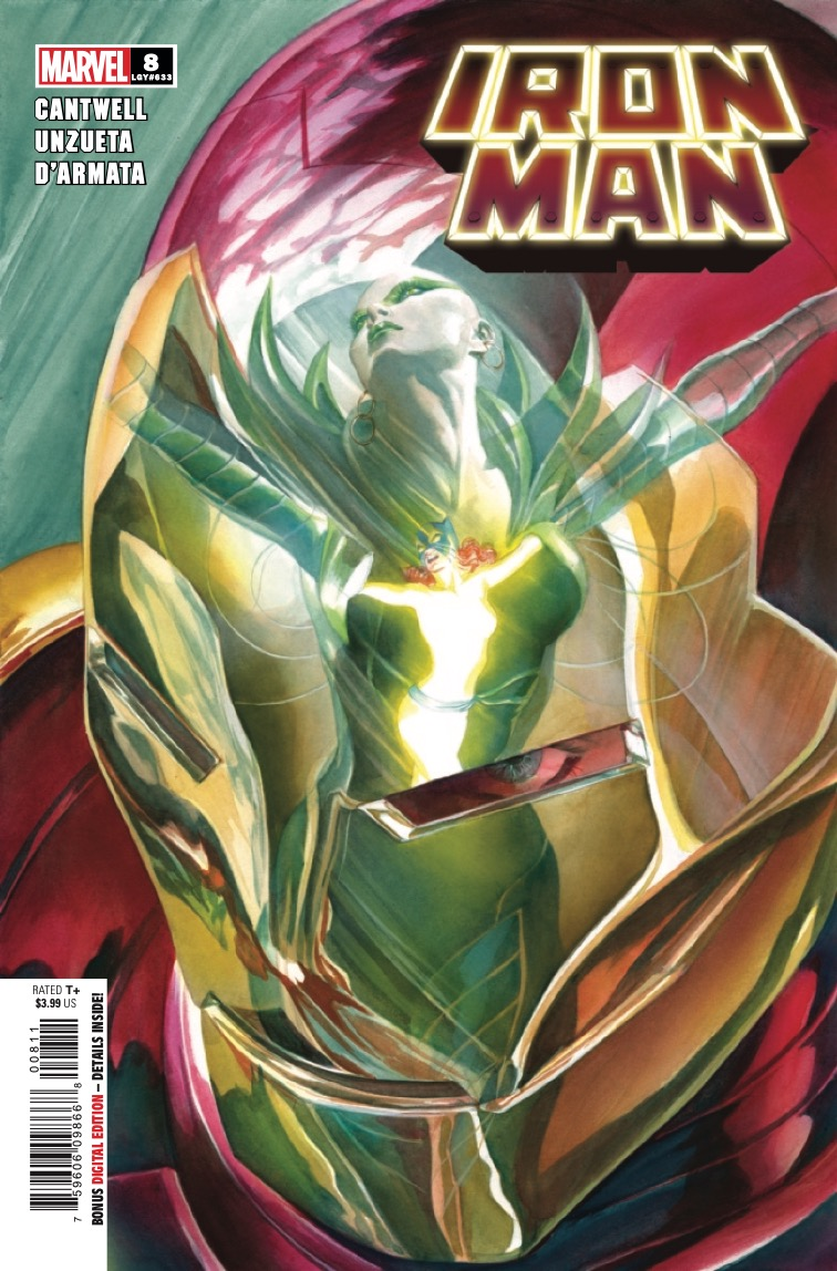 Marvel Preview: Iron Man #8