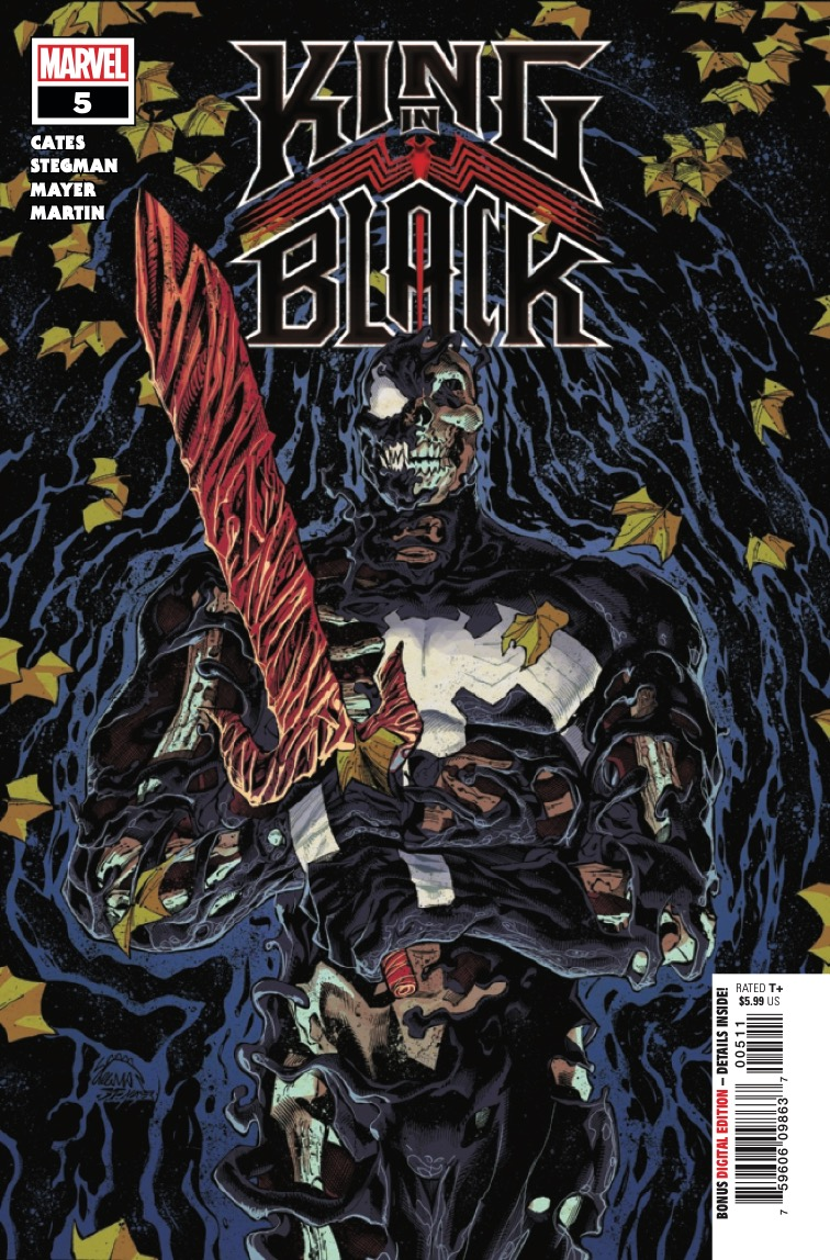 Marvel Preview: King In Black #5
