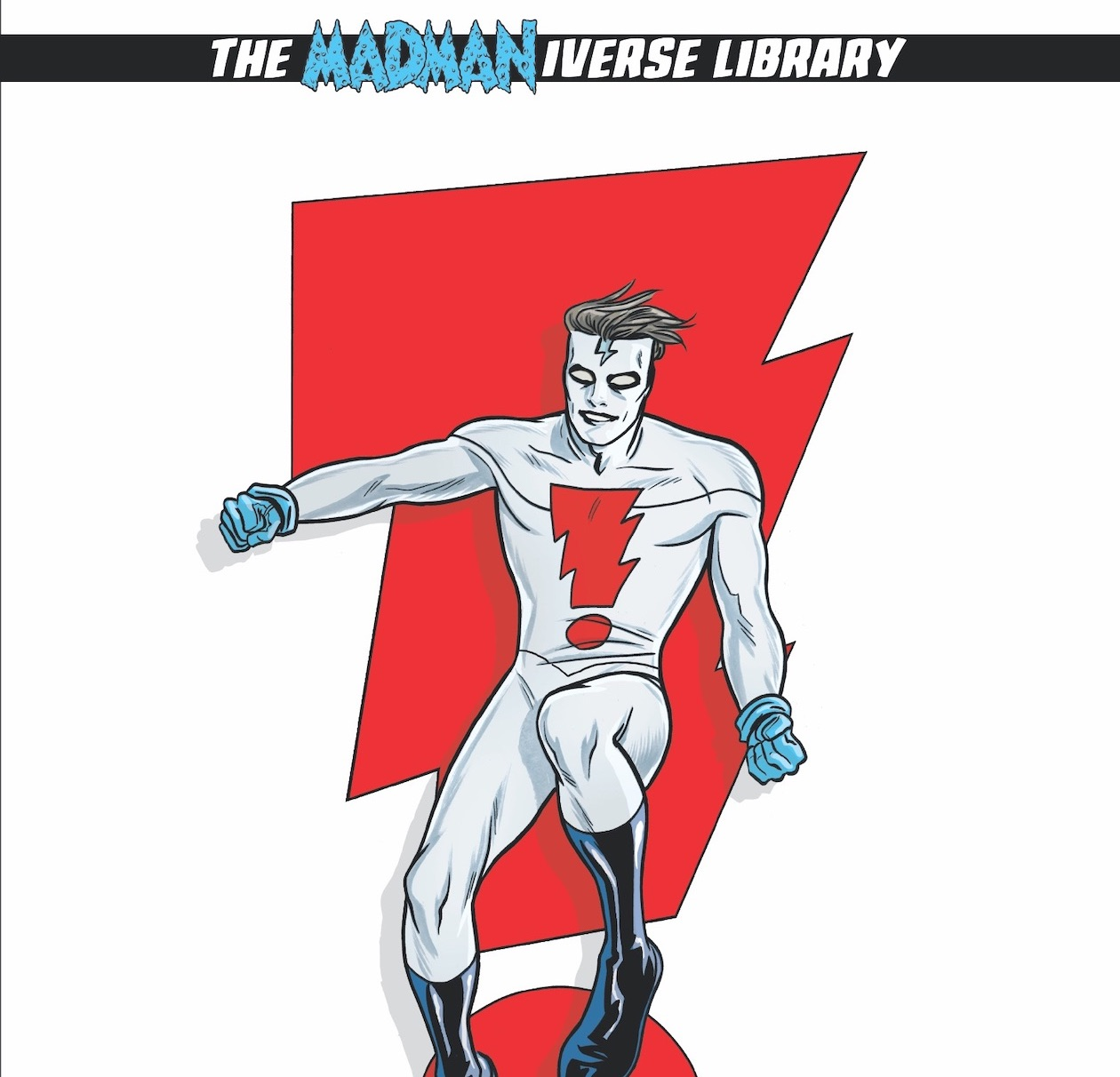 EXCLUSIVE Dark Horse First Look: Madman Library Edition Vol 2