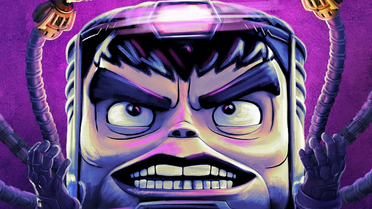 M.O.D.O.K. plots something diabolical in new poster for his Hulu series