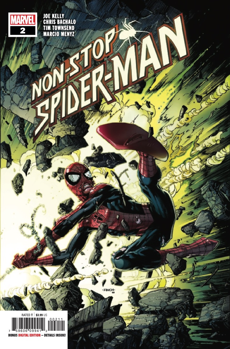 Marvel Preview: Non-Stop Spider-Man (2021-) #2