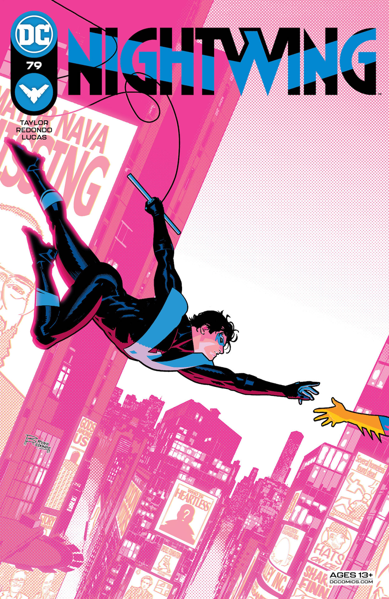 DC Preview: Nightwing #79