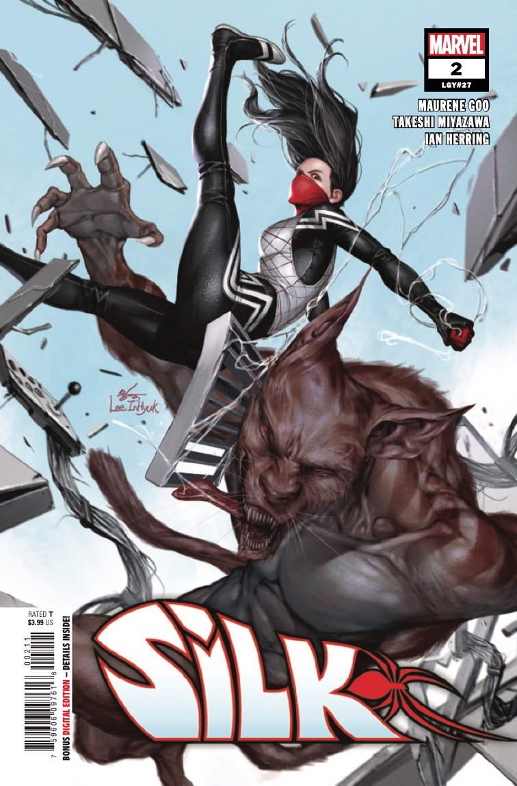 Marvel Preview: Silk #2