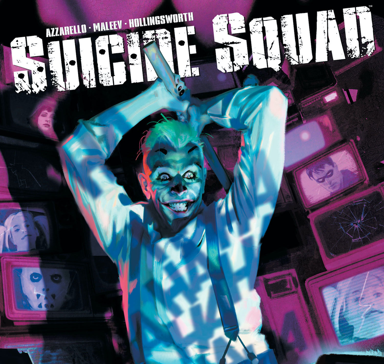 DC Comics hosts Joker vs. Suicide Squad in 'Suicide Squad: Get Joker!'