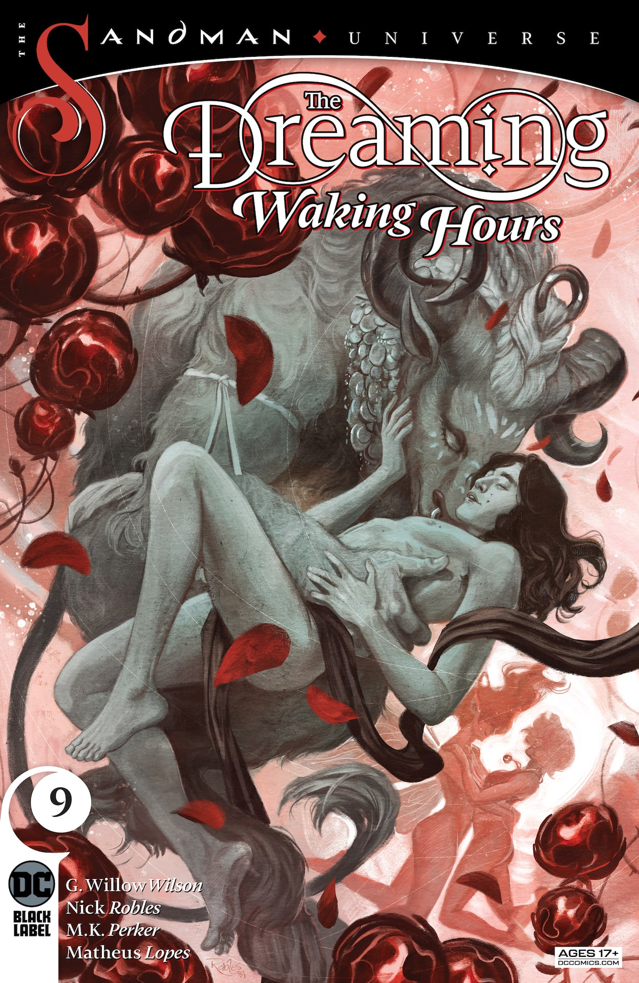 DC Preview: The Dreaming: Waking Hours #9