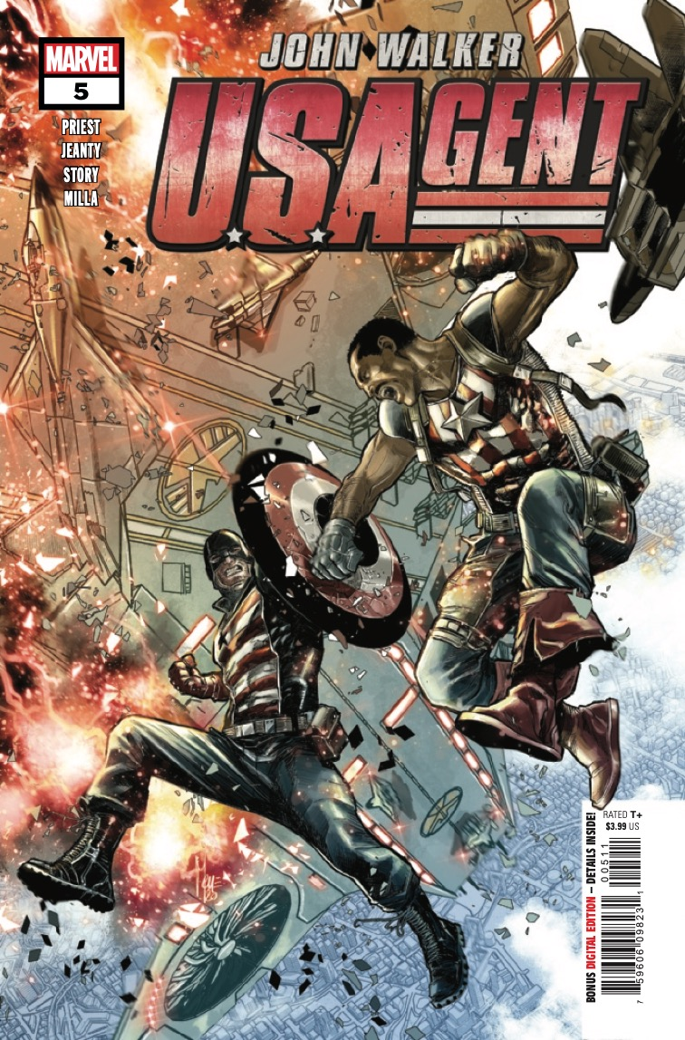 Marvel Preview: U.S.Agent #5