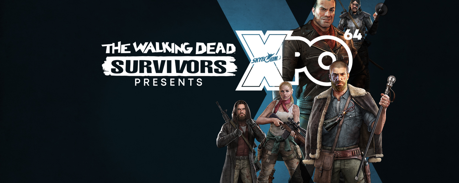 Skybound Entertainment releases virtual convention Xpo 64 schedule
