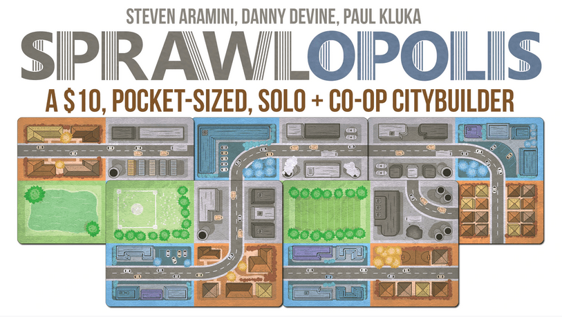 Sprawlopolis review