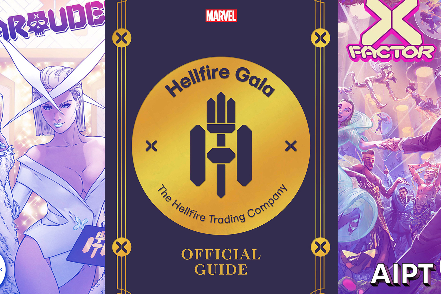 Marvel surprises with free 'Hellfire Gala Guide' out April 28th